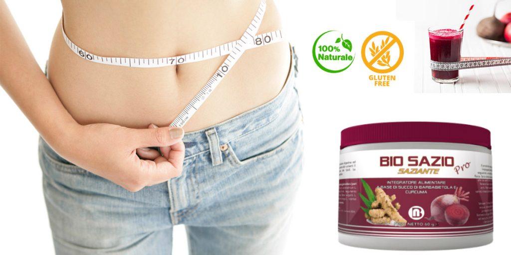BioSazio: opinioni, recensioni e prezzi dell'integratore per perdere peso