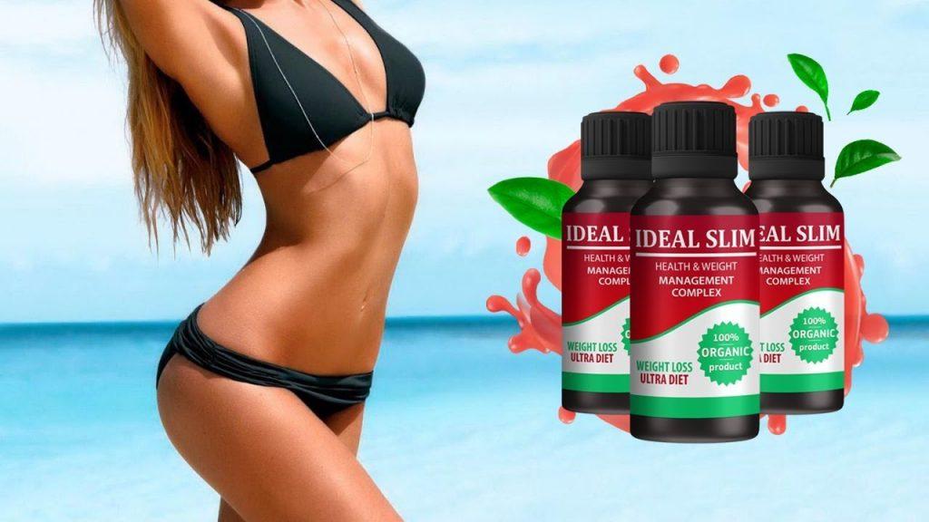 Ideal Slim: le gocce per pedere peso